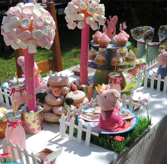 Peppa Pig Party Box